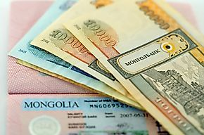 What is the Currency of Mongolia?