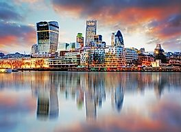 Biggest Cities In The United Kingdom (Great Britain)