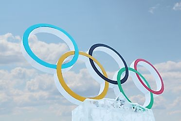 Winter Olympic Games: Sports And Events