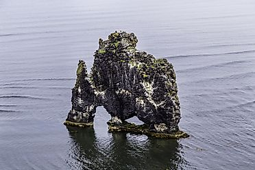 Hvitserkur, Iceland - Unique Places around the World