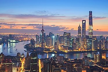 20 Biggest Cities In China