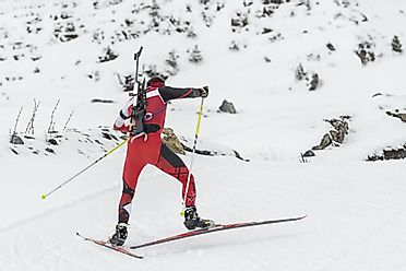 Winter Olympic Games: What is a Biathlon?