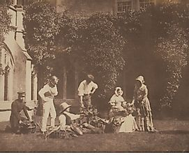 Henry Fox Talbot - Figures Throughout History