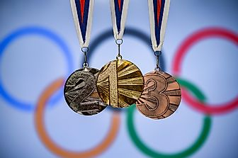 Top 10 Curious Facts About The Olympic Games