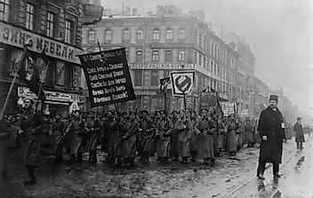 What Was The February Revolution?