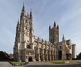 Canterbury Cathedral - Notable Cathedrals