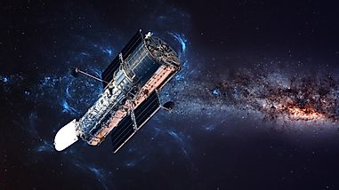 Top Facts About The Hubble Space Telescope