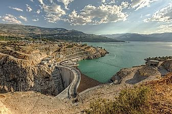 The Tallest Dams in Turkey