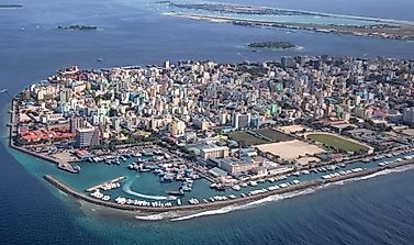 What Is The Capital Of Maldives?