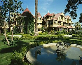 Winchester Mystery House, California - Unique Places around the World