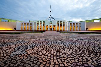 What Is the Capital of the Australian Capital Territory?