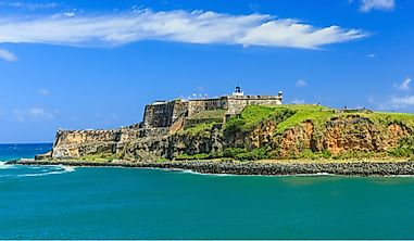 El Morro Fortress, Puerto Rico - Unique Places Around The World