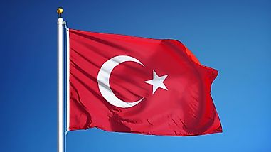 What Do The Colors And Symbols Of The Flag Of Turkey Mean?