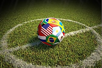 Which Are The World's Smallest Nations To Qualify In The World Cup (Soccer)