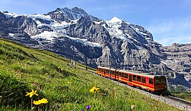 The Highest Mountain Railways In Switzerland