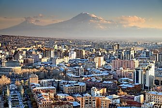 Where Does The President Of Armenia Live?