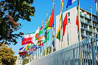Which Three UN Member States Are Not UNESCO Members?