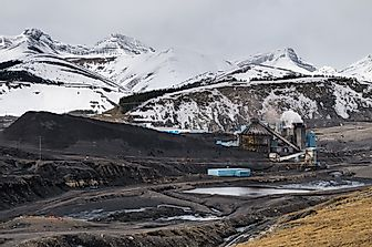 Which Canadian Provinces Have Coal Mines?