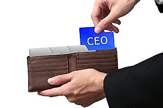 Top Earning CEOs in the World