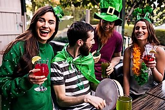 Does Ireland Celebrate St Patrick's Day?