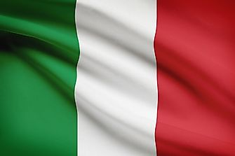 What Does The Italian Flag Look Like?
