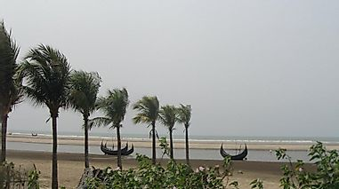 Inani Beach, Bangladesh - Unique Places around the World