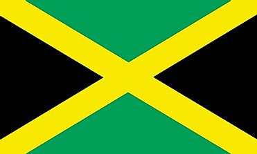 What Do the Colors and Symbols of the Flag of Jamaica Mean?