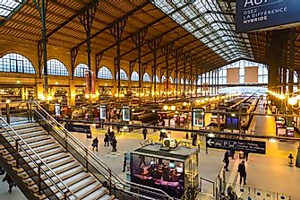Europe's Record-holding Railway Stations