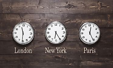 Which Country First Adopted Time Zones?