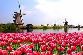 What are the Provinces of the Netherlands?