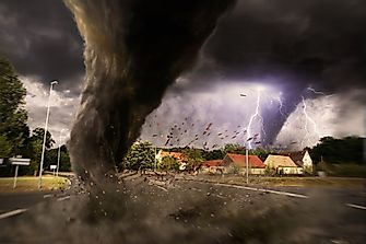 Important Facts To Remember About Tornadoes Or Twisters