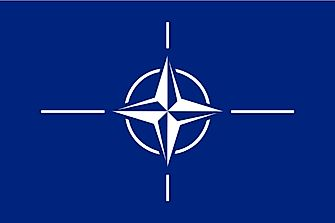What Do The Colors And Symbols Of The Flag Of NATO Mean?