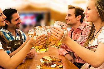 Why is Oktoberfest Celebrated?