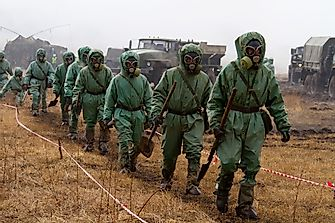 Chemical And Biological Warfare: Major Threat In The 21st Century?