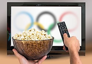 Which Were the First Televised Olympic Games?