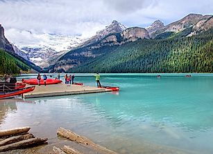 The Seven Wonders of Canada