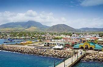 What Are The Biggest Industries In Saint Kitts and Nevis?