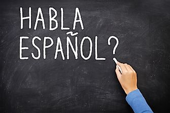 How Many Spanish Speaking Countries Are There in the World?