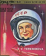 Valentina Tereshkova - Famous Explorers of the Universe