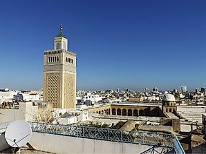 What Is the Capital of Tunisia.