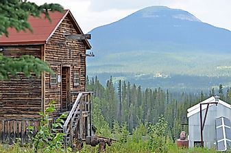 Ghost Towns of Canada: Nordegg, Alberta