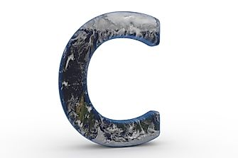 Countries That Start With The Letter C