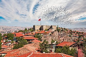 What Is The Capital Of Turkey?