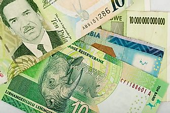 What is the Currency of Botswana?