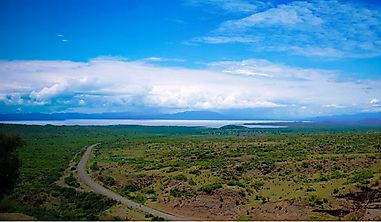 Major Lakes Of The Ethiopian Rift Valley