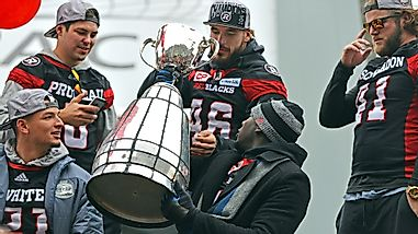 What is the Grey Cup?