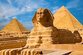 What Or Who Is The Sphinx?