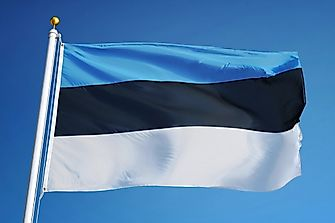 What Do the Colors and Symbols of the Flag of Estonia Mean?