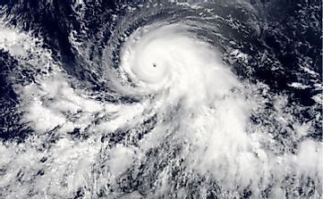 Climate Change And Tropical Storms: A Catastrophic Pair
