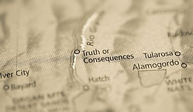 How Did The City Of Truth Or Consequences, New Mexico Get Its Name?